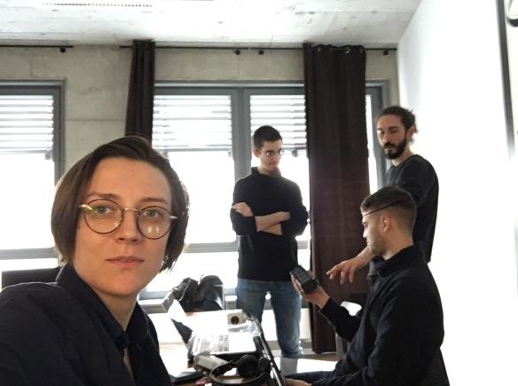 Klaudia Domurat   SAE Institute Berlin 2017